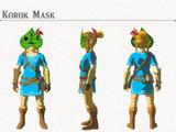 Korok Mask