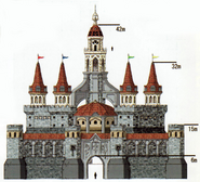 Château d'Hyrule TP HH