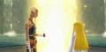 Impa y Zelda SS
