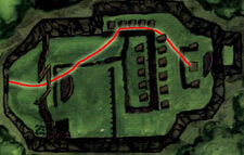 Mapa Cementerio OoT