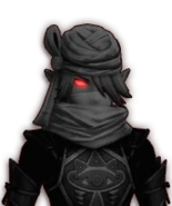 Portrait Dark Sheik HW