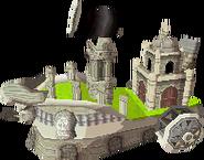 Barco de Piedra PH