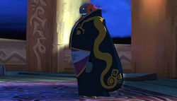 Ganondorf Photo de Légende TWWHD