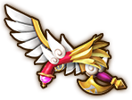 Hyrule Warriors Legends Cutlass Regal Cutlass & Pistol (Level 3 Cutlass)