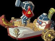 Linebeck (Ship Set)