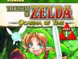 Manga de The Legend of Zelda: Ocarina of Time