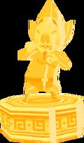 Statuette Tingle du Dragon