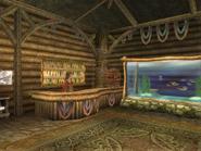 Cabaña del Muelle de Pesca TP