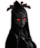 Hyrule Warriors Twili Midna Dark Twili Midna (Dialog Box Portrait)