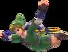Link saut SS
