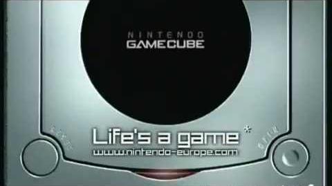 Pub française pour The Wind Waker, version raccourcie (GameCube)