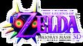 Logotipo Majora's Mask 3D