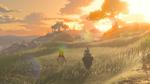 Link & Zelda Chevaux 2 BOTW