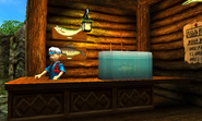 Muelle de Pesca OoT 3D