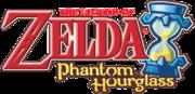 The Legend of Zelda - Phantom Hourglass (logo)