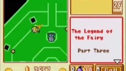 Bonus Video The Legend of the Fairy (The Wind Waker)