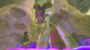 Breath of the Wild Horse God Malanya (Horse Fairy)