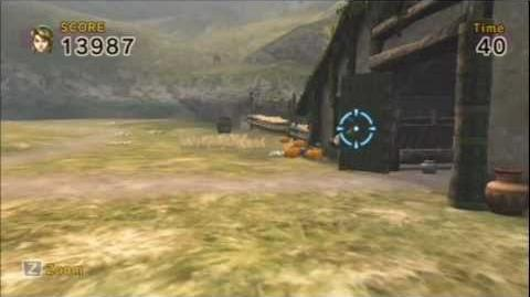 Link's Crossbow Training Level F