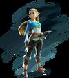 Princesa Zelda BotW