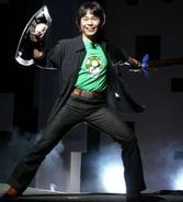 Shigeru Miyamoto-in-E3