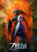 The Legend of Zelda - Skyward Sword Artwork
