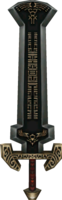 Espada ferrus jefe