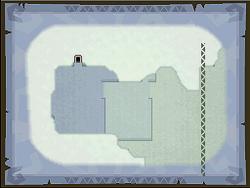 Gare cachée des neiges