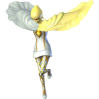 Hyrule Warriors Fi Standard Outfit ( Light Spirit Recolor - Twilight DLC)