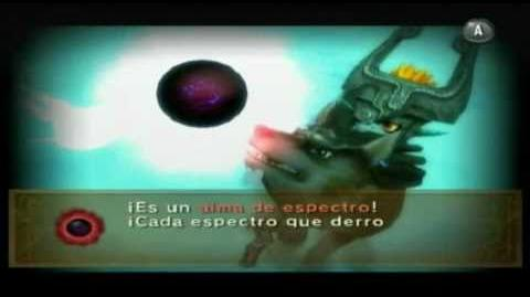 The legend of Zelda twilight princess Almas de espectro parte 2 (Español)
