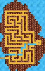 Île du Labyrinthe AOL