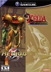 Agrupación The Wind Waker Metroid Prime