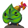 Breath of the Wild Strange Mask Korok Mask (Icon)