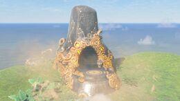 Sanctuaire Île Finalis BotW