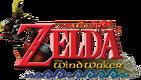 The Legend of Zelda the Wind Waker logo