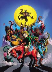Characters (Majora's Mask)