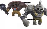 Hyrule Warriors Legends Big Blin Big Blin & Stone Blin (Render)