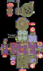 Mapa de este templo