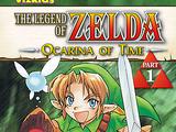 The Legend of Zelda series manga