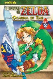 Ocarina of time manga vol 2