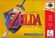 The Legend of Zelda - Ocarina of Time (Australia)