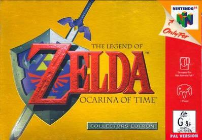 Файл:The Legend of Zelda - Ocarina of Time (Australia).png