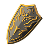Breath of the Wild Royal Equipment Royal Shield (Icon)