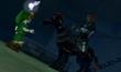 Link et Ganondorf OoT