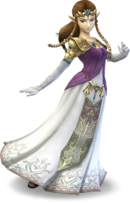 Princess Zelda (Super Smash Bros. Brawl)