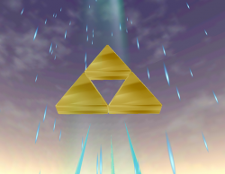 La Triforce (Ocarina of Time)
