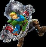 Link Gauntlets (Hyrule Warriors)