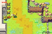 Link derrotando a Pols