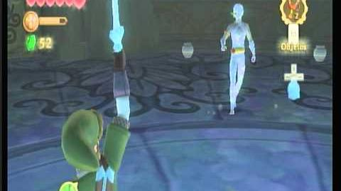 Zelda Skyward Sword - Grahim 1º Batalla