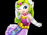 Toon Zelda (Hyrule Warriors)