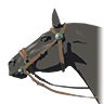 Breath of the Wild amiibo Rune Items (Traveler's Series Horse Gear) Traveler's Bridle (Icon)